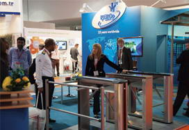 PERCo alla fiera InterSec Dubai 2013